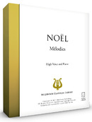 Coffret Mélodies de Noël  - Muzibook Publishing