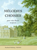 18 Mélodies choisies  - Muzibook Publishing