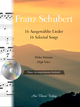 16 lieder choisis (Accompagnements Piano Inclus - Qualité CD) De Franz Schubert - Muzibook Publishing